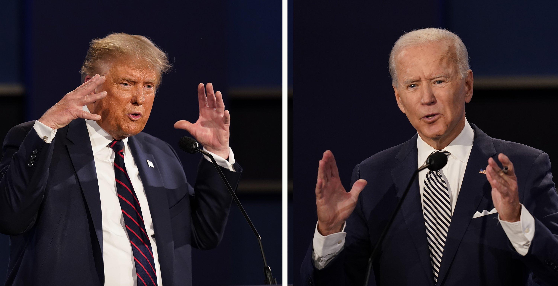 Eleições EUA 2020: campanha de Biden disposta a lutar contra Trump no tribunal