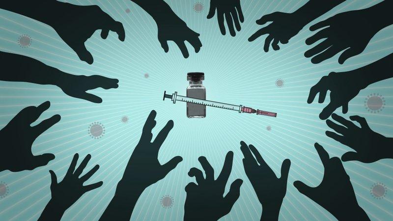 Quem será o primeiro a receber as vacinas COVID-19?