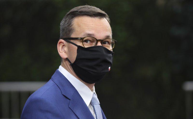 A alta diária da Polônia, em quase 25.000 casos de vírus