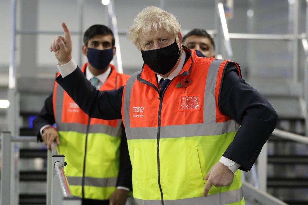 Reino Unido se torna o quinto país a ultrapassar 50.000 mortes por coronavírus
