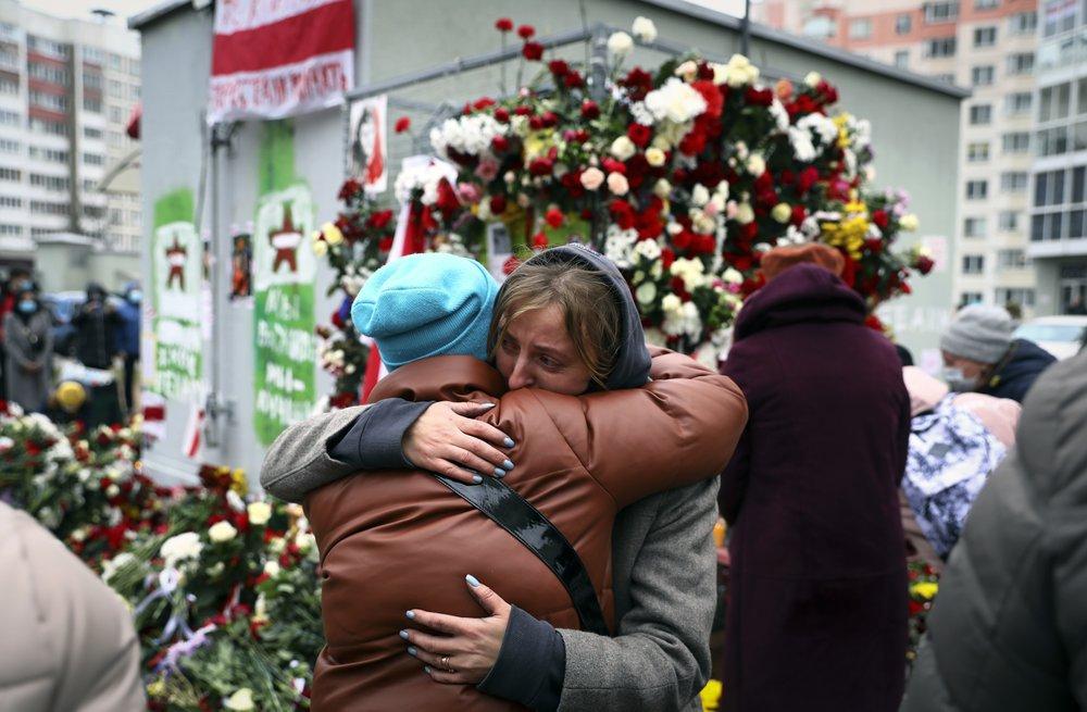 Indignação na Bielo-Rússia, após morte de apoiador da oposição