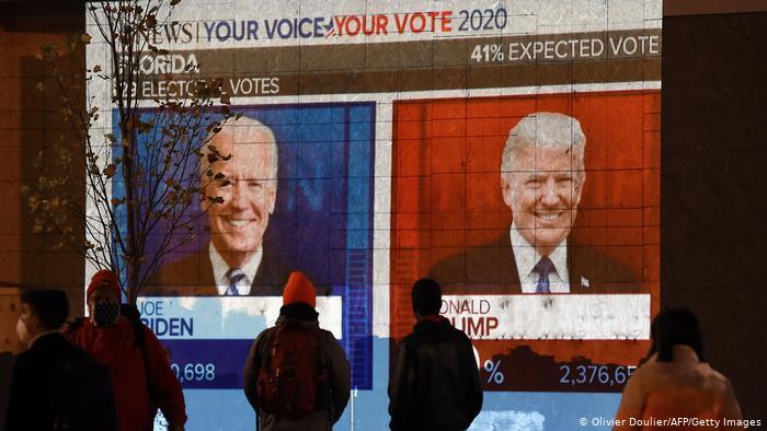 Quais estados eleitorais dos EUA serão os próximos a declarar um resultado?