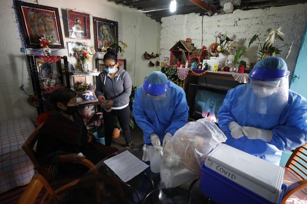 México supera 100.000 mortes por COVID-19