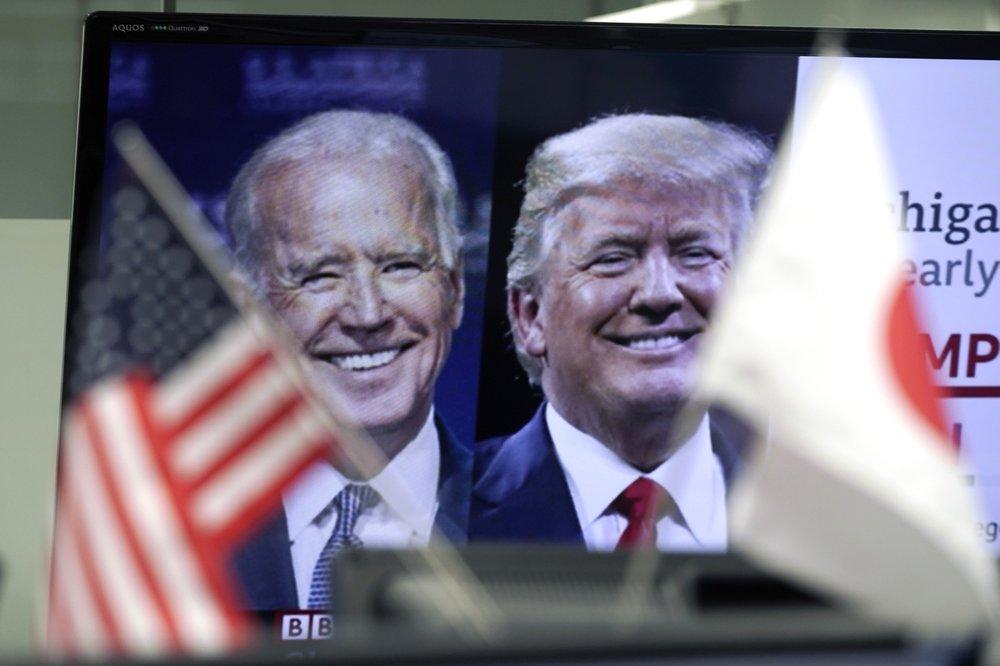 O mundo espera, nervosamente e impacientemente pela contagem dos votos dos EUA