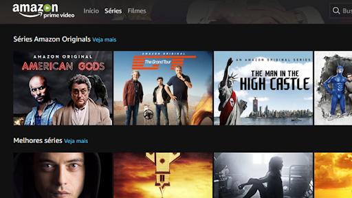 Novidades que vão entrar na Amazon Prime Video