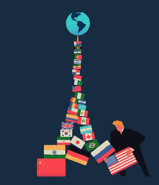 Os EUA acabam de deixar oficialmente o Acordo Climático de Paris. Aqui está o que isso significa