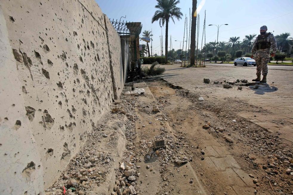 Criança morta em ataque com foguete no Iraque, perto da embaixada dos EUA