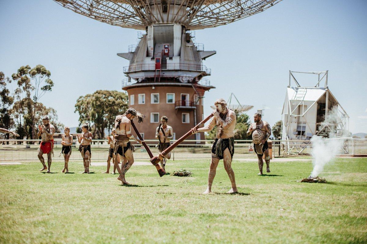 O icônico telescópio australiano foi batizado de Murriyang, e o significado é lindo