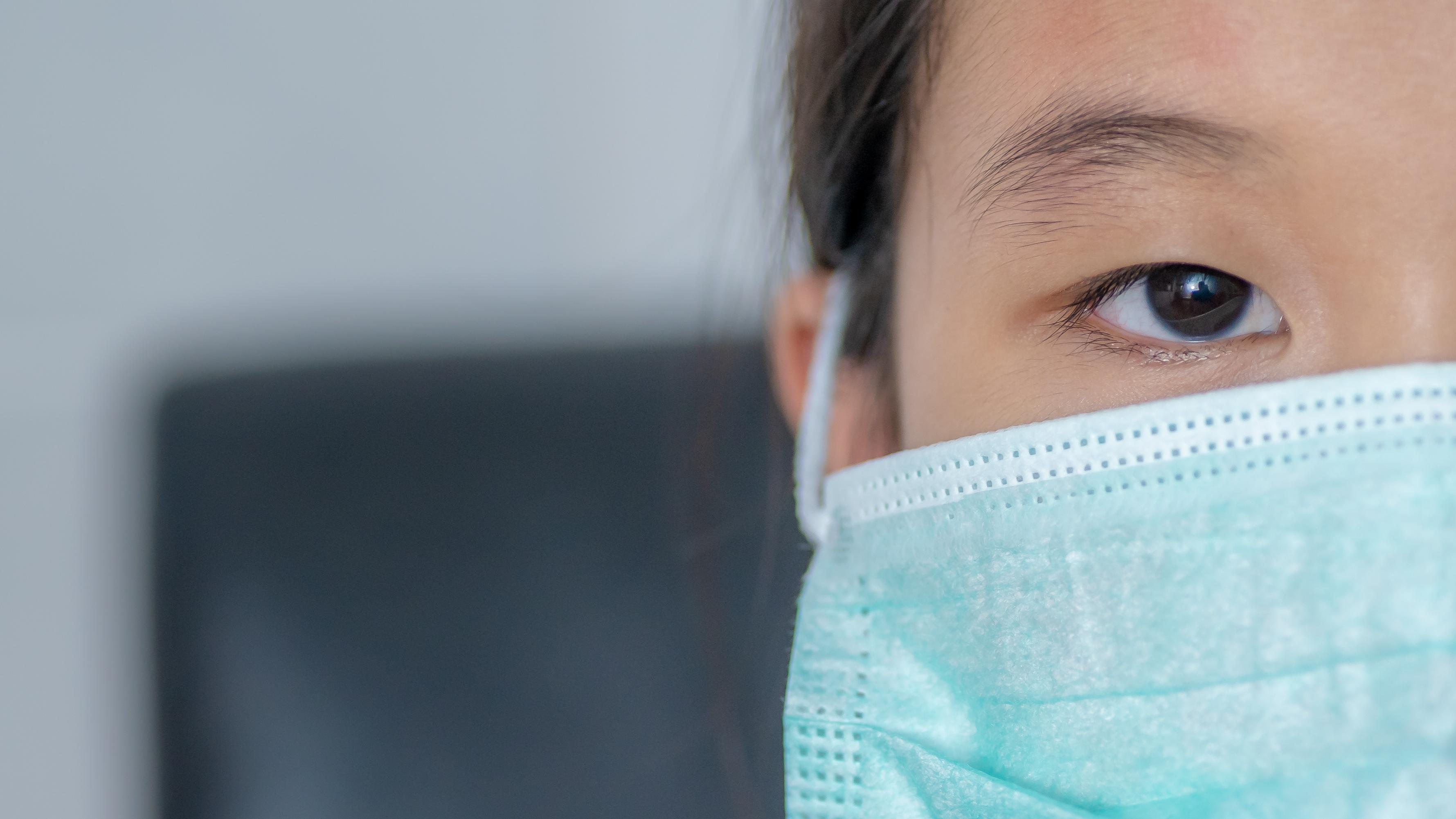 Cientistas encontram tecido no olho humano que parece resistente ao SARS-CoV-2