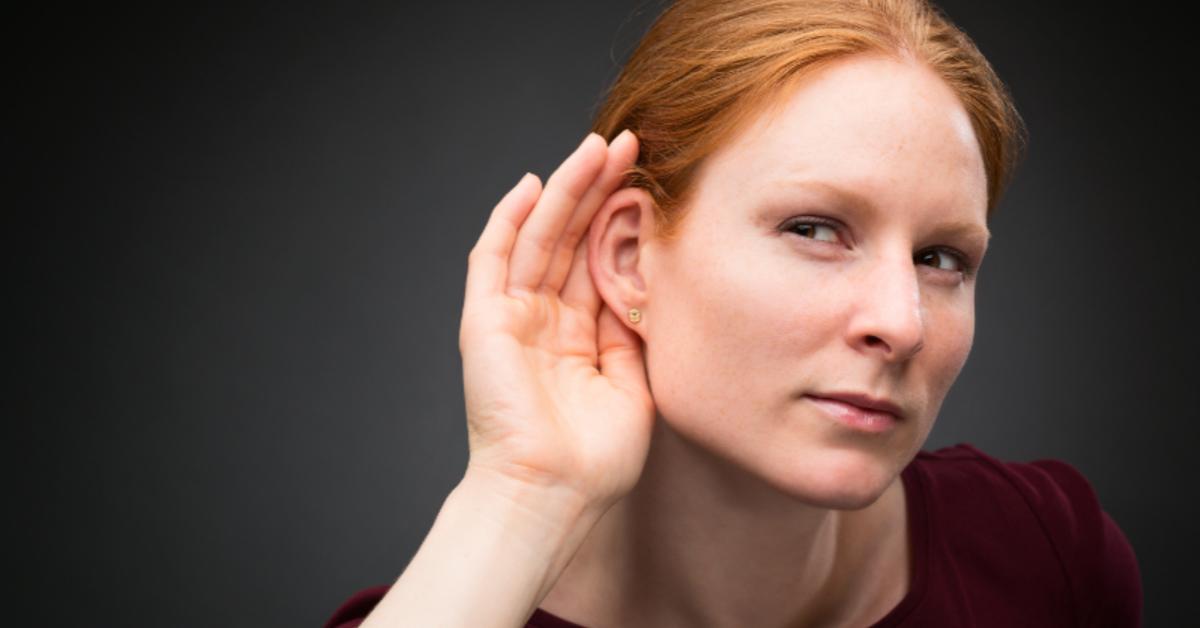 A habilidade de escutar com atenção