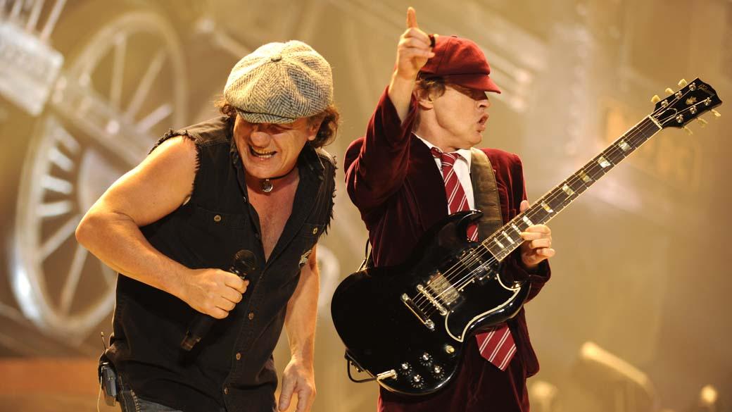 Talvez a única coisa boa sobre 2020 pode ser um novo álbum do AC / DC
