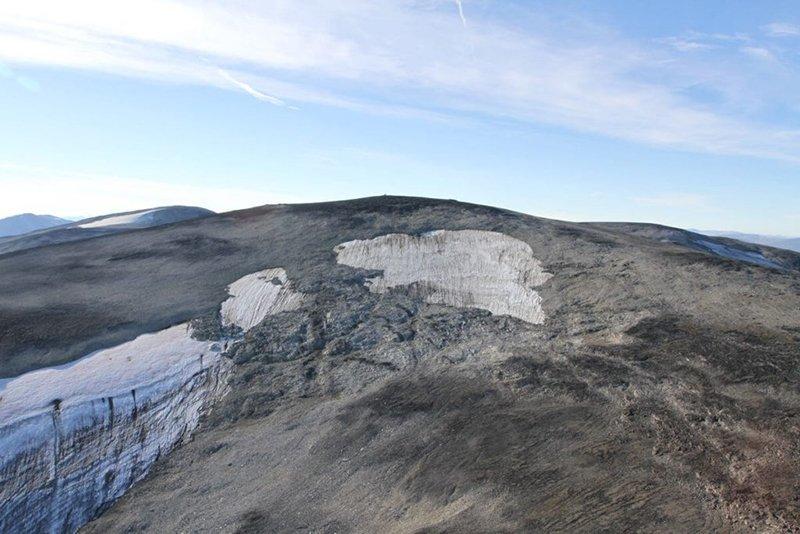 O derretimento do gelo revelou um acervo espetacular de antigos artefatos de caça na Noruega