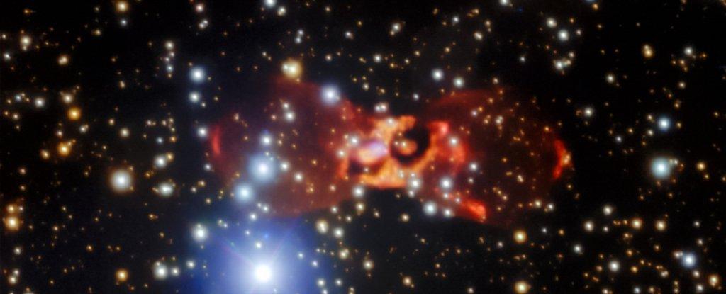 Uma explosão de estrela gigante há 350 anos foi muito mais poderosa do que jamais imaginamos