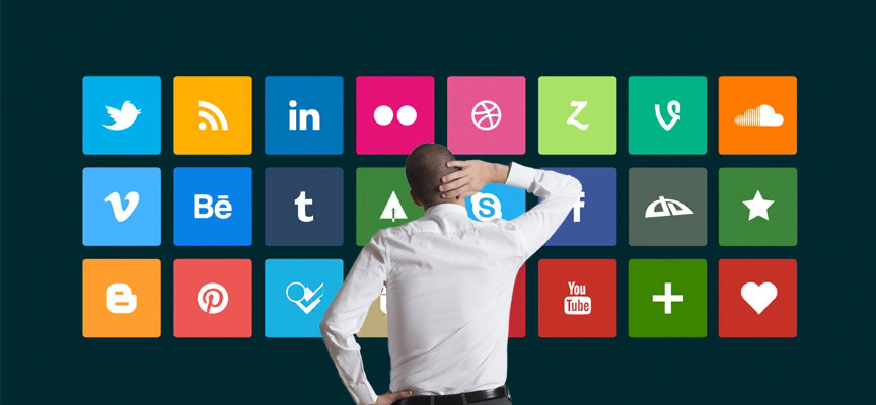 A mídia social não é necessariamente prejudicial. Veja como você pode aparecer-la para o bem