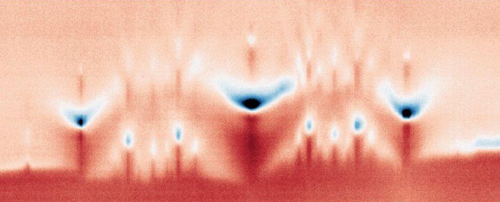 Depois de 86 anos, os físicos finalmente fizeram um cristal de elétron
