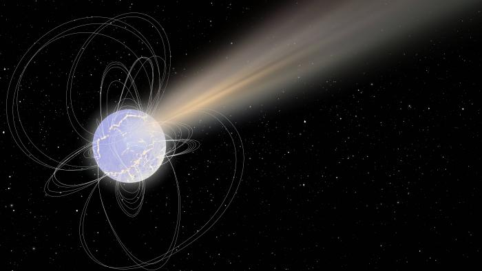 O rápido estouro de rádio vindo de nossa galáxia está se repetindo