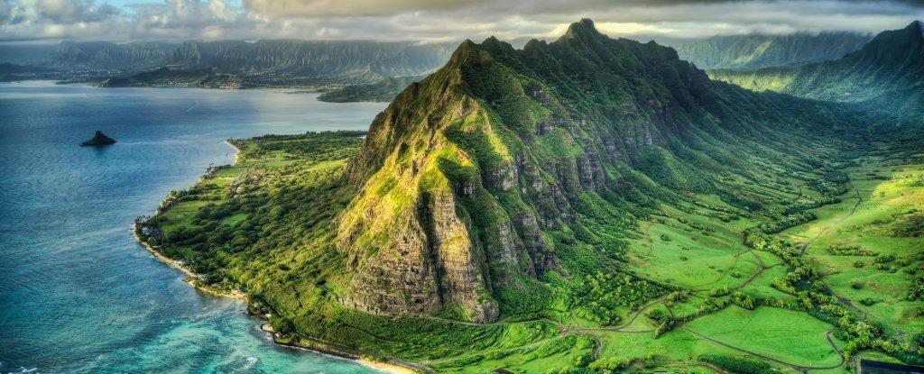 Enorme reservatório subterrâneo de água doce descoberto na costa do Havaí