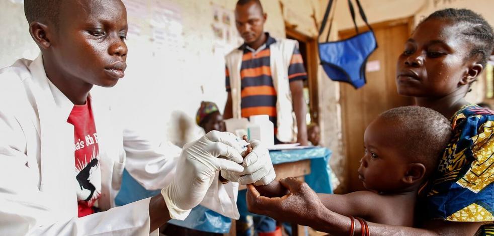 Crianças assintomáticas podem transmitir a malária aos mosquitos