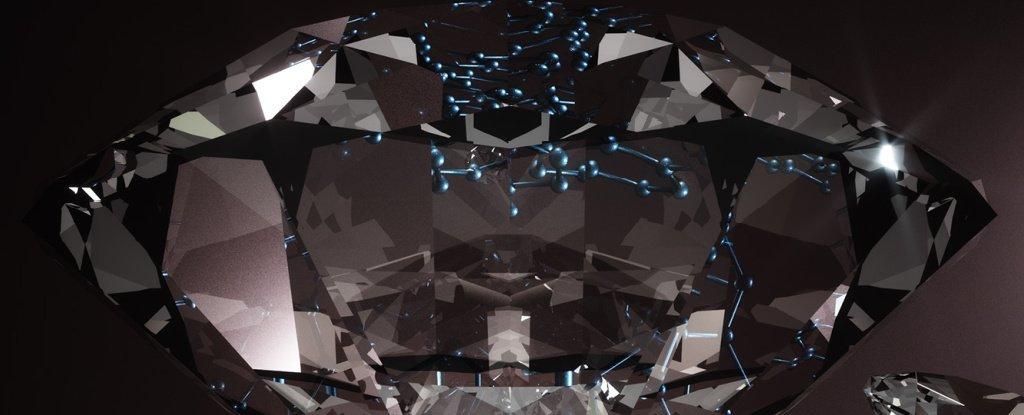 Pela primeira vez, os cientistas criaram diamantes no laboratório sem calor