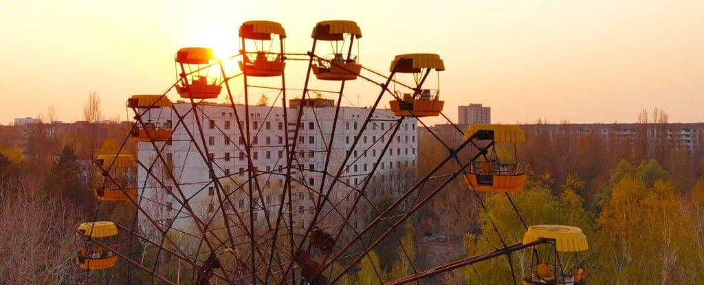 Ruínas da Cidade radioativa de Chernobyl podem virar patrimônios mundiais