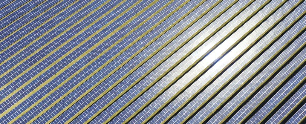 O 'Megapark' de maior energia renovável do mundo terá o tamanho de Cingapura