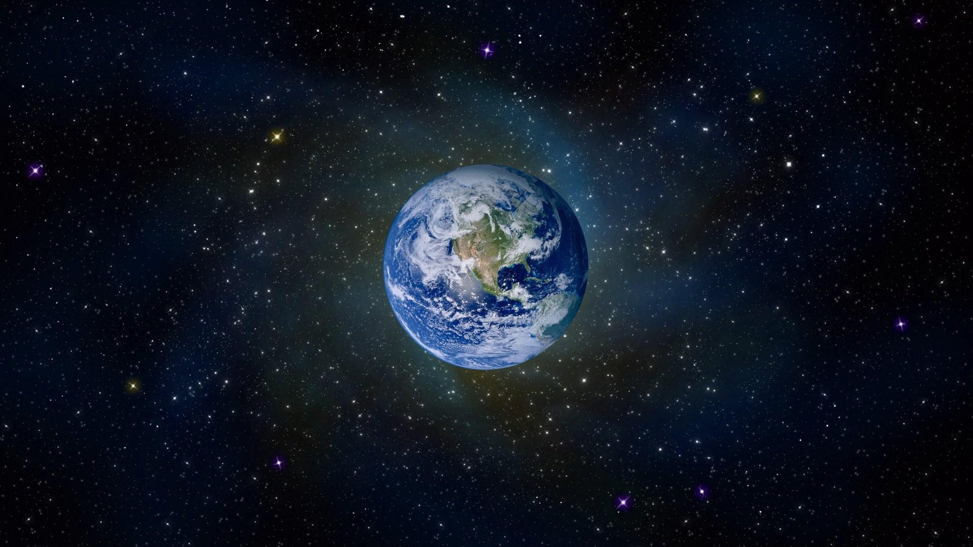 Há uma barreira feita pelo homem no espaço, envolvendo toda a Terra