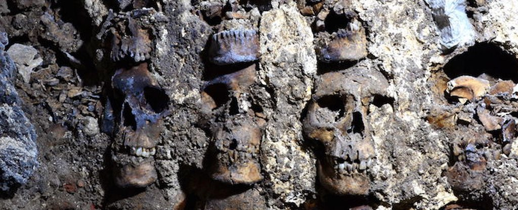 Descoberta no México revela a curiosidades sobre sacrifícios do povo asteca
