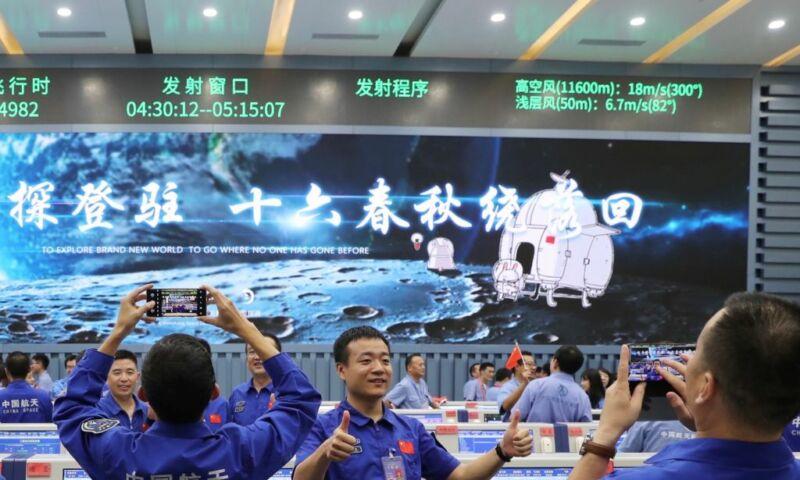 Uma sonda chinesa acaba de trazer de volta as primeiras novas amostras da Lua em décadas
