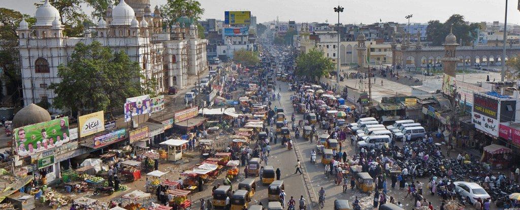 Uma doença misteriosa hospitalizou mais de 300 pessoas na Índia