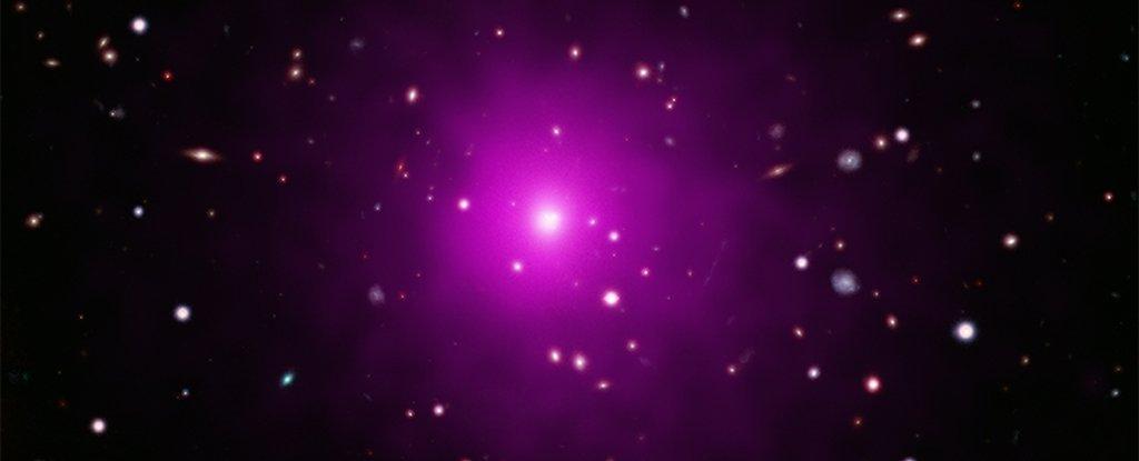 De alguma forma, um buraco negro supermassivo monstruoso desapareceu