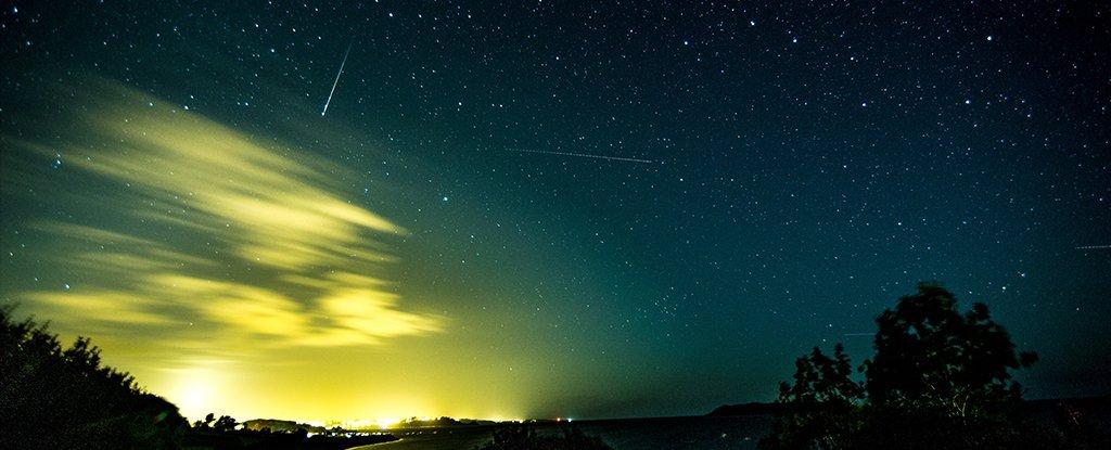 A chuva de meteoros de Geminids atinge o pico no domingo, com as estrelas cadentes mais brilhantes do ano