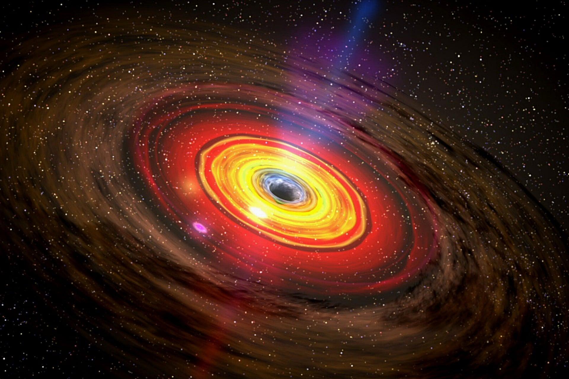 Podemos extrair energia de um buraco negro? Cientistas propõem um novo plano selvagem