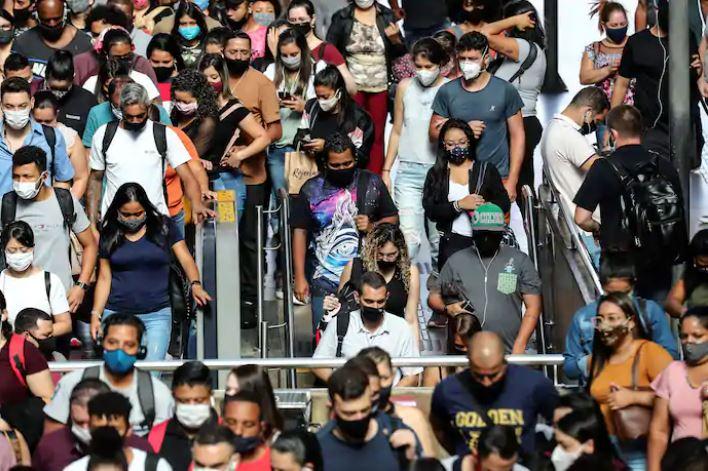 Devastado pelo coronavírus, Brasil deposita esperanças na vacina chinesa com o inicio das vacinações no país