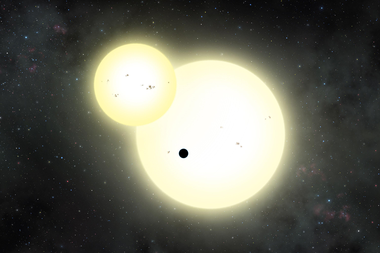 Astrônomos encontram um belo sistema de 6 planetas em harmonia orbital quase perfeita