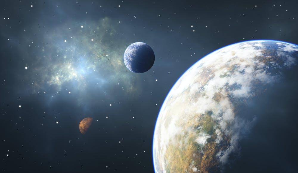 Simulação mostram que é pura sorte o fato da terra ser um planeta habitável