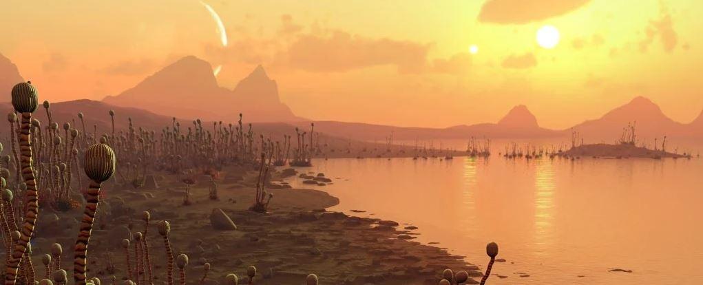 Astrônomos identificaram outro aspecto importante dos planetas que podem hospedar vida