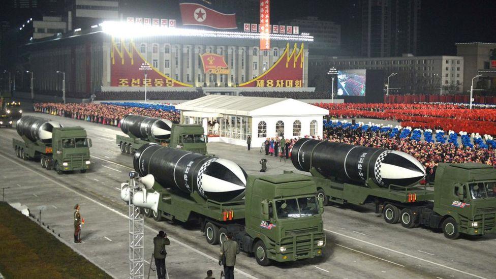 Programa nuclear e de mísseis da Coreia do Norte