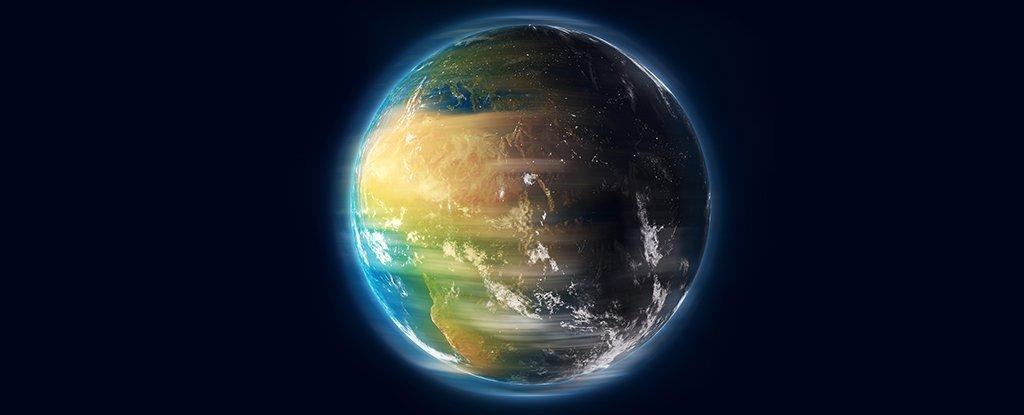 A Terra estava girando mais rápido no ano passado do que em qualquer outra época nos últimos 50 anos